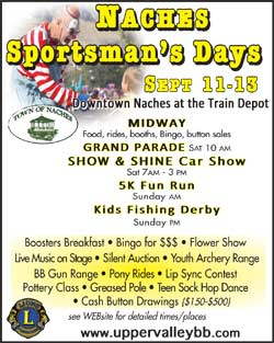 Sportsmans Day Poster