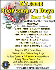 2016 Sportsman's Day Poster