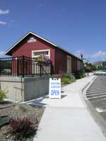 Naches Visitors Center
